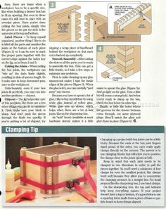 #95 Making Box Joints - Joinery Tips, Jigs and Techniques