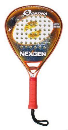 Optima Nexgen Hybrid 100% Carbon Platform Padel Beach Paddle Tennis Raquet Pale - http://sports.goshoppins.com/tennis-racquet-sports-equipment/optima-nexgen-hybrid-100-carbon-platform-padel-beach-paddle-tennis-raquet-pale/