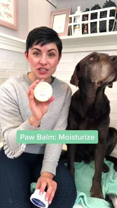 Do you know the difference between paw balm and mushers secret? These are both great products to keep your dog's paws healthy and moisturized! Healthy paw pads are so important to dogs because they walk on sidewalks, trails, snow, sand and more all year round! All natural paw balm with shea butter and oils is a great way to keep your dog's paws healthy and soft. Mushers secret is a wax that protects from snow and ice. If your dog gets snow balls stuck on their feet, you need mushers secret!