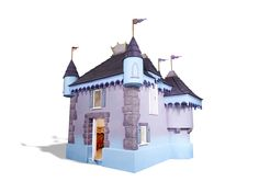 Rear of Princess Castle