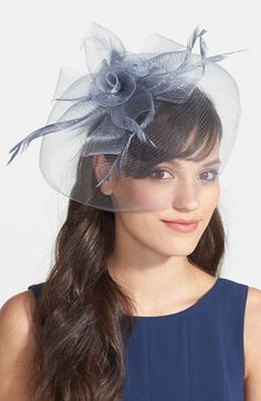 Tasha+'Flawless+and+Cautious'+Fascinator+Headband+available+at+#Nordstrom