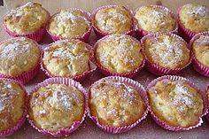 Apfel - Quark - Muffins 1