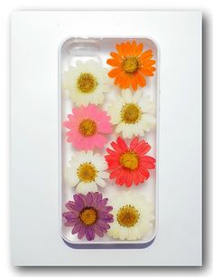 Handmade iPhone 5/5s case Resin with Dried by Annysworkshop, $19.00