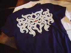 Ague(アゲ) アイヌデザインTシャツ
