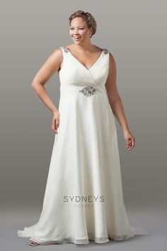 62 Best The +Size Bride images  d1c092fabbcd