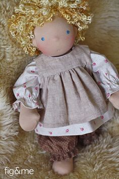 Miss Layla, for Little Margot by Fig & Me, via Flickr