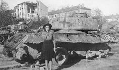1945. Чехословакия.