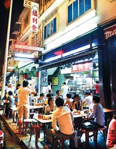 Geylang after dark :: Features :: Around Town :: Time Out Singapore