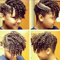 #naturalhair #strawberricurls
