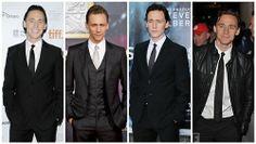 Tom Hiddleston + Hands in Pockets