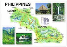 Sagada in the Philippines