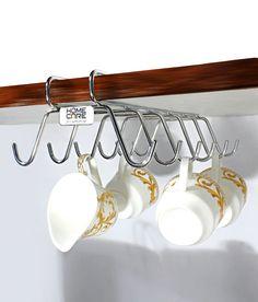 Modular Kitchen Luma Cup Holder, home care, inches, stainless steel Brass Handles, Door Handles, Curtain Brackets, Brass Statues, Door Stopper, Door Knockers, Kitchen Organization, Track Lighting, Hardware