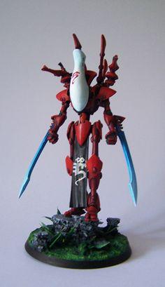 Warhammer Art, Warhammer 40k Miniatures, Warhammer 40000, Eldar 40k, Dark Eldar, Games Worshop, Wood Elf, High Elf, Space Wolves