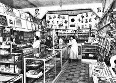 Los Angeles' Flash Records was a popular neighborhood record store in the 1950s. It was owned by Charlie Reynolds, a black local radio personality.