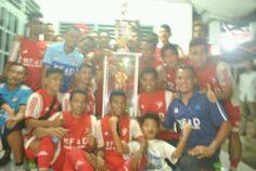 Pecahkan Mitos !!! Melonguane FC Akhirnya Tumbangkan Lavender 2:1 - TELEGRAF NEWS