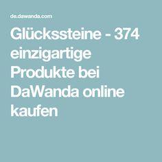 Glückssteine - 374 einzigartige Produkte bei DaWanda online kaufen