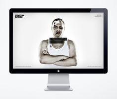Visual identity / Sebastian Burgold by Rene Bieder, via Behance