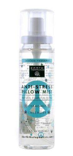 Earth Therapeutics Lavender & Chamomile Pillow Mist: 3.6 Oz.  -- love the scent of this stuff!