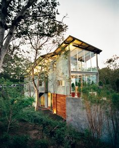 Modern Architecture in the Rain Forest of El Salvador - Furniture Fashion