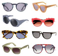 sunnies to love for fall
