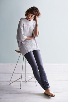 Styling How-To:Weekend-to-Work Another reason to love fall: its weekend wear…...