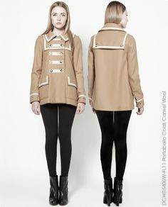favorite coat of the year! Dear Creatures