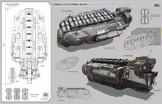 This is an archive of the Spacecraft Concept art found in the internet for inspiration purpose (I do not claim ownerhip of any images).