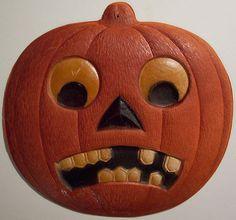 Vintage German Halloween Diecut Jack-O-Lantern Vintage Halloween Images, Retro Halloween, Halloween Prints, Halloween Photos, Vintage Holiday, Holidays Halloween, Halloween 2018, Halloween Ideas, Happy Halloween