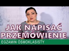 Jak napisać? Przegląd form wypowiedzi pisemnej – Od słowa do słowa Text Types, Calm, Teaching, Gw, Youtube, Polish, Types Of Text, Vitreous Enamel, Varnishes