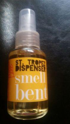 St. Tropez Dispenser Smell Bent 1.7 oz. Retail Value $50 Popsugar Musthave May 2014