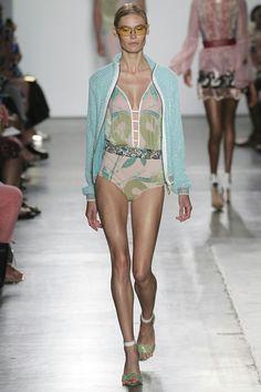 Anaya Miller/Custo Barcelona (NYFW S/S '17)