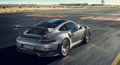 Porsche a officiellement levé le voile sur la nouvelle Porsche 911 GT2 RS, la 911 conçue pour la route la plus rapide et la plus puissante jamais construite