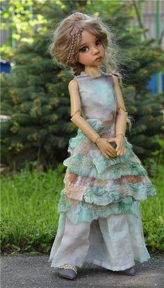 Doll Maker, Inner Child, Ball Jointed Dolls, Blythe Dolls, Beautiful Dolls, Flower Girl Dresses, Miniatures, My Love, Wedding Dresses