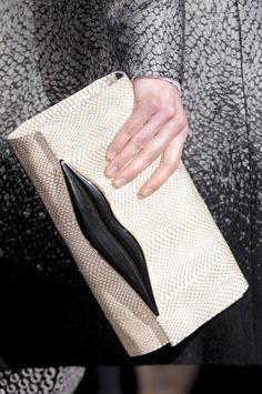 Best Bags From New York Fashion Week's Fall 2013 Runways-Diane von Furstenberg