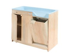 Communityplaythings.com   G241 Changing Table 4 Pan