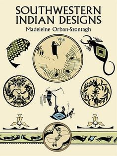 Book - Southwestern Indian Designs