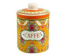 Recipiente de porcelana para café Dynasty