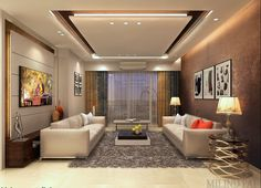 Best home design living room small spaces couch 37 Ideas House Ceiling Design, Ceiling Design Living Room, Bedroom False Ceiling Design, False Ceiling Living Room, Home Design Living Room, Small Living Rooms, Modern Living, Bedroom Small, Gypsum Ceiling Design