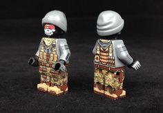 eclipseGrafx Reaper & Specter Cutom Minifigures