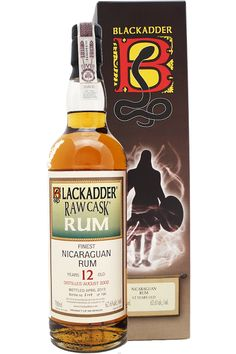 In the ever growing search to find a worthy (and affordable) malternative it seems to be time to make a side step toward the rum family. Today I tasted 4 rums from Blackadder Raw Cask to start with. #blackadder #malternative #vintage