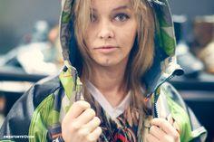Grab the #IconMotosports #MercDeployed jacket at #EICMA in Italy! #rideamongus #rideicon #ewastunts #iconmercjacket #eicma2k16 #ridinggear #bikelife #motolife #iconjacket #femalerider #girlwhoride