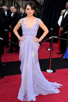Oscars Fashion: All-time Best Dresses on the Oscars Red Carpet