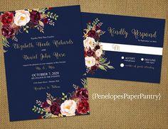 Wedding Invitations Navy Blue Envelopes 47 Ideas For 2019 Wedding Sets, Wedding Themes, Wedding Colors, Our Wedding, Wedding Venues, Dream Wedding, Trendy Wedding, 2017 Wedding, Wedding Stuff