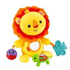Fisher-Price, Lew z zabawkami, zabawka niemowlęca Little Blessings, Baby Essentials, Fisher Price, Tweety, Winnie The Pooh, Pikachu, Disney Characters, Fictional Characters, Baby Boy
