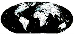 Check Out An Interactive Map of Every Dinosaur Fossil Found On Earth