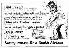 Racist rant The Book, My Friend, I Am Awesome, Shit Happens, Words, Memes, Cartoons, South Africa, Country
