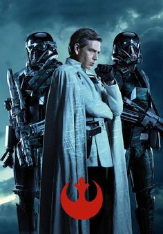 Krennic & Death Troopers Korean Poster (no text)