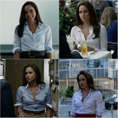 Rachel Zane from Suits. love her office style fashion