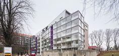 As Oy Helsingin Linnunrata - Equitone Multi Story Building