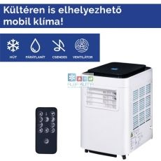háromféle funkció: hűtés / párátlanítás / ventilátor üzemmód, kültéren is elhelyezhető, infra távirányító, digitális kijelzés, üzemmódbeállító gombok a berendezésen is, éjszakai üzemmód, időzítő funkció (24 óra időintervallum), automatikus légterelés, mosható porszűrő, praktikus gördítő kerekek, 3+1 ventilátorfokozat (alacsony / közepes / magas és auto), víztartály nélküli berendezés, hűtési üzemben nincs szükség kondenzvízelvezetésre, digitális hibakijelzés és automata védelmi funkciók, Budapest, Fisher, Home Appliances, House Appliances, Appliances